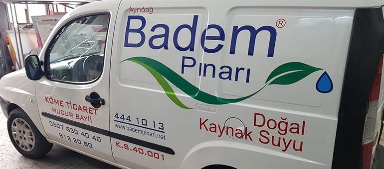 Badem Pınarı - Araç Giydirme