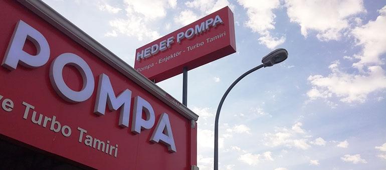 TOTEM TABELA - HEDEF POMPA