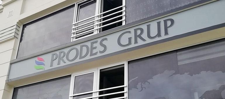 Prodes Grup - Işıksız Tabela
